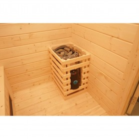 Outgoing products Multi sauna for 6 to 8 people-outdoors