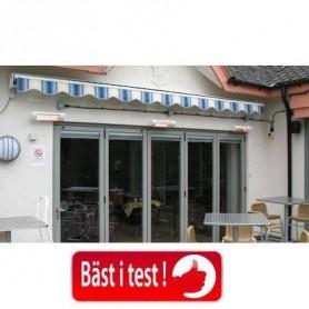 HeatLight HLW30 patio heater 3000 w -Black