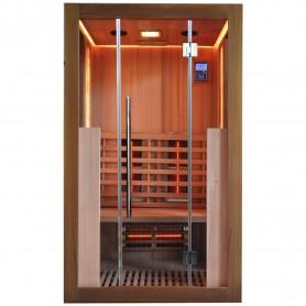 """Outgoing products Salty Sauna """"IR Sauna Hemlock"""" Discontinued"""