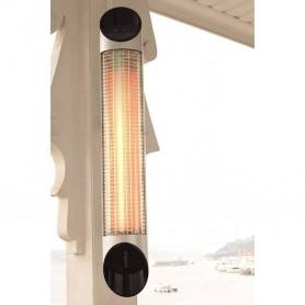 Patio heater Blade Black 2500W