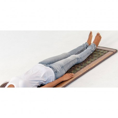 Infra mattresses Infra mattress full body with Tourmaline and Jade stone Heat mattress dimensions: Width: 600 mmLength: 1800 mmT