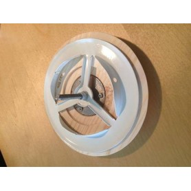 Other sauna accessories Kota Disc valve 100mm, cedar - 631D
