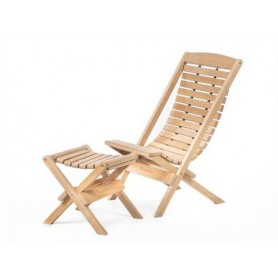 Sauna chair and stool Footstool, WOOD W-10