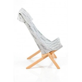 Sauna chair and stool Fabric for sauna chair SOFT, S-100