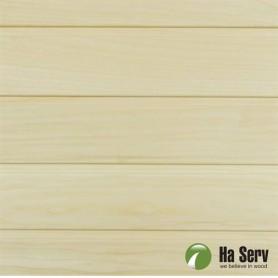 Sauna panel ASP 15x125 Sauna panel in asp. 15x125mm Length: 1.8 m. 6 pcs. Length: 1.8 m. 6 pcs.