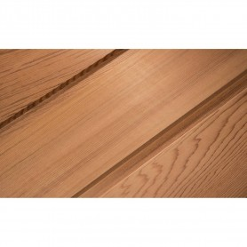 Sauna panel cedar Sauna panel cedar wood 12x96 mm. 2400mm Ceder Panel Length: 2.4 m. 10pcs / pcs