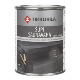 Sauna Oil | Bastuvax Bastuvax White 1 liter
