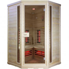 Amon Mini infrared sauna for 2-3 people