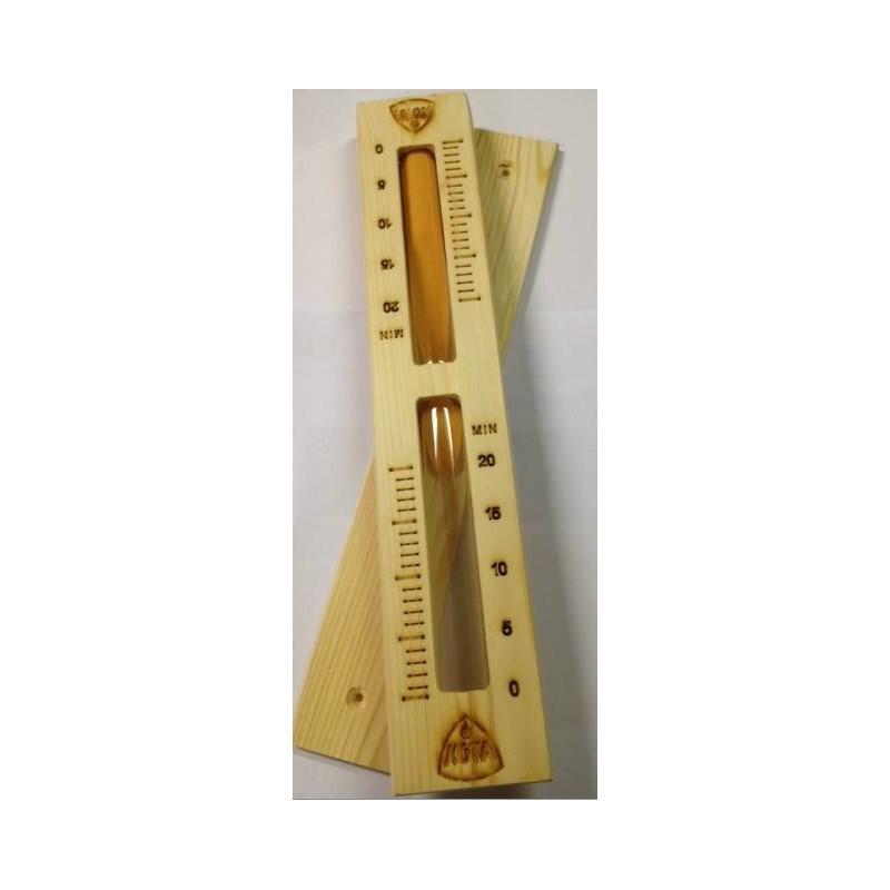Thermo and hygrometer Kota Sandur, pine 20 min - 553P