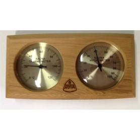 Thermo and Hygrometer Kota Thermometer / Hygrometer Cedar 271THBD