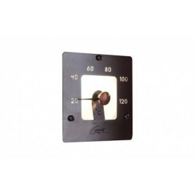 Thermo and hygrometer Cariitti Hygrometer SQ, sating glass