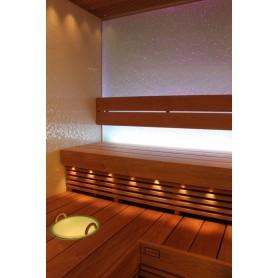 Lighting Cariitti Fiber Lighting VPL20-M233 Led projector with 22 + 1 fibers.