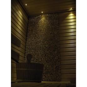 Lighting Sauna lighting LedLite 6 180 ° C (6 diodes) WHITE