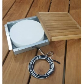 Lighting Sauna lamp Kuivi Heat treated Asp
