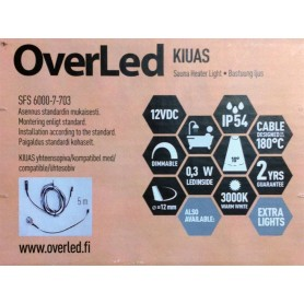 Lighting Bastulin's LedLite (1 diode) WHITE