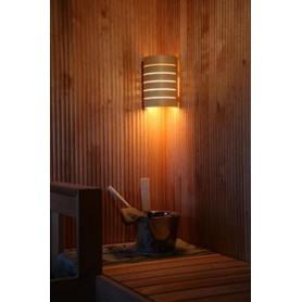 Lighting Sauna lamp Raita in Björk