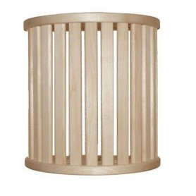 Shades Lampshade in Al, 15 ribs wall model