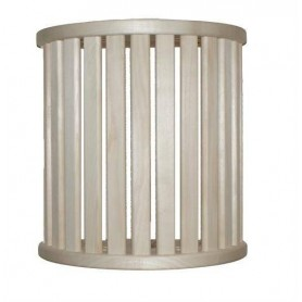Shades Lamp shade in Asp, 15 ribs wall model