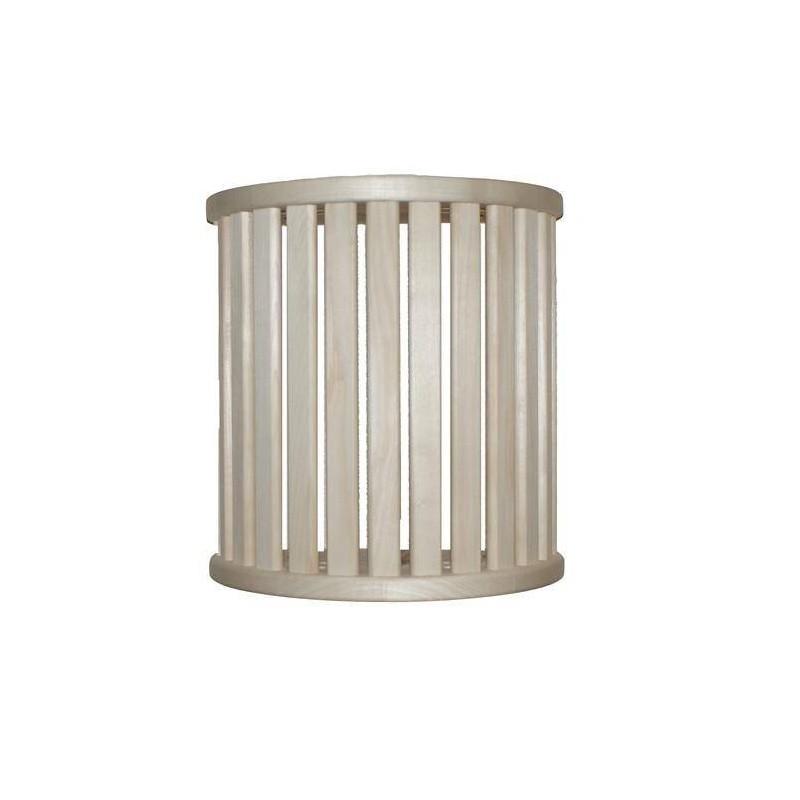 Shades Lamp shade in Asp, 15 ribs wall model