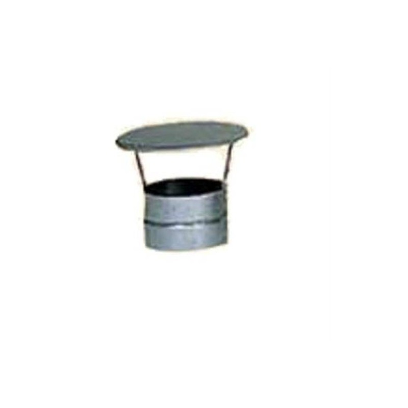 Chimney accessories for sauna heaters Narvi Rain Hat 122mm