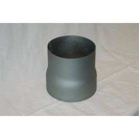 Chimney accessories for sauna ovens Narvi Smoke pipe transition (reduction) 119/110 mm