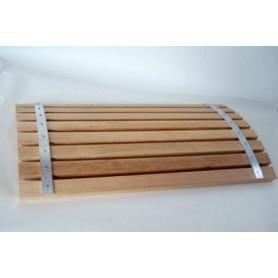 Backrest, armrest and screen Backrest for corners al 85 cm