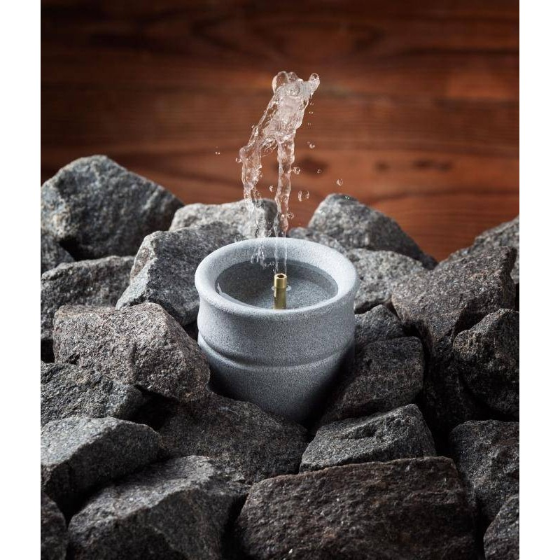 Other sauna accessories Hukka Aggregat fountain