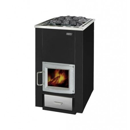 Narvi wood-fired sauna stove Narvi 50 For sauna sizeBastoon size 10-25 m3