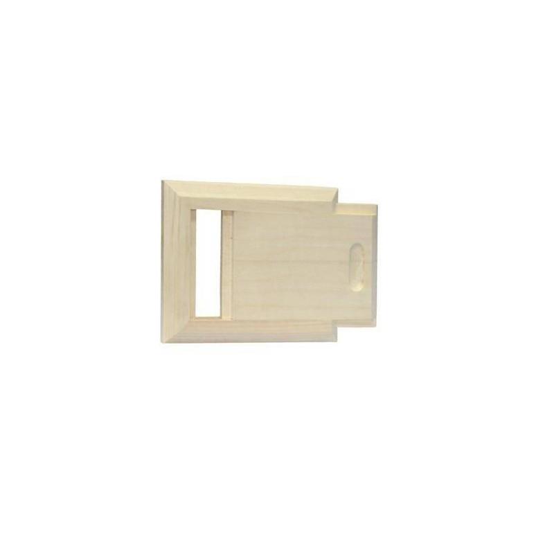 Other sauna accessories Kota Push valve in pine - 620P