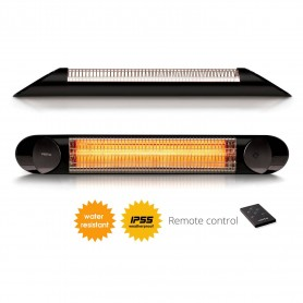 Patio heater Blade Black 2500W