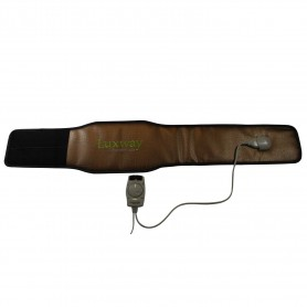 IR-body heater Infra belt for back with tourmaline Dimensions: Width: 250 mmLength: 1350 mmTurmaline