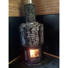 Kota Wood-fired Sauna Kota Inari