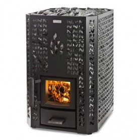Narvi wood-fired Narvi Stony 20 Black For sauna size Sauna size 8-20 m3