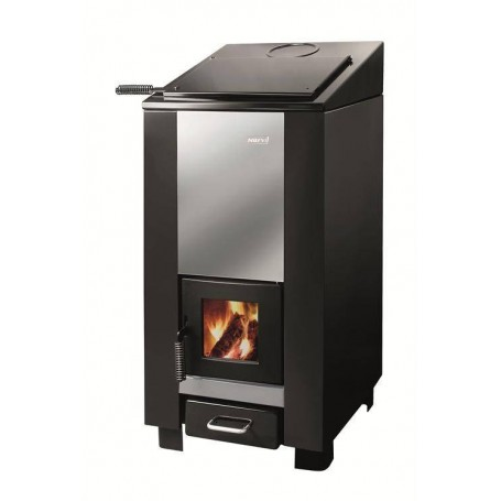 Narvi wood-fired Narvi Steam Master Sauna Oven For sauna sizeBastoon size 10-25 m3Shared unit