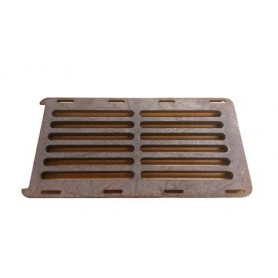 Accessories for a heated sauna heater Roster for Narvi NC 16-24. 200x400 mm