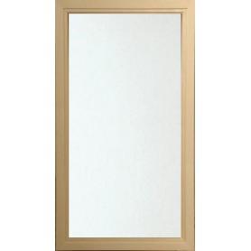 Sauna window size 5x9 Sauna window 5x9 Clear Glass with Al-frame