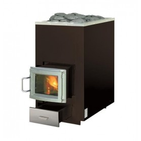 Narvi wood-fired Narvi steam master 30 tunnel model For sauna size