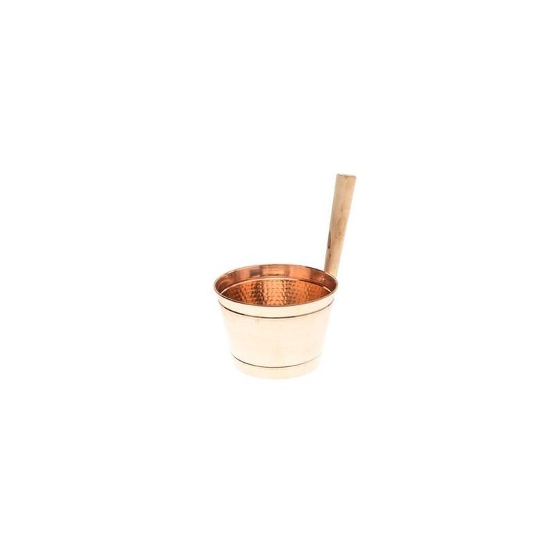 Rods and buckets Bastastäva copper 4 liters