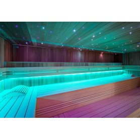 Light therapy Heat-resistant LED strip Slave Length 700 mm, Width 20 mm