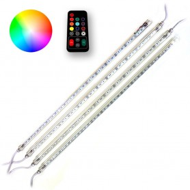 Light therapy Heat-resistant LED strip Package 4x Length 700 mm, Width 20 mm