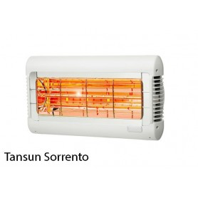 Tansun Sorrento 2000 watt white