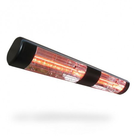 HeatLight HLW30 patio heater 3000 w -Black