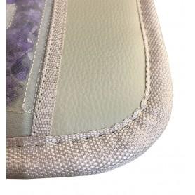 Exclusive Amethyst / Jade pillow