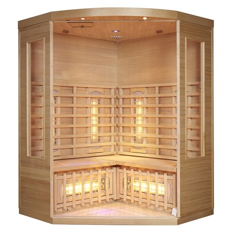 Sauna Ember for 3 people