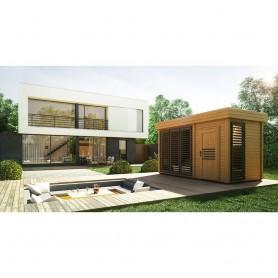 Outdoor sauna Azalea