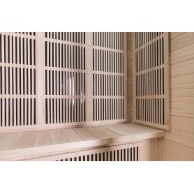 Sauna Infrared for 3-4 people Delphi 3 people