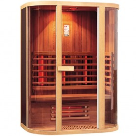 Sundream Lux Infra Sauna for 3 people