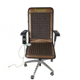 Infra-mattresses Chair cushion with infrared heat, Tourmaline The dimensions of the heating mattress: Width: 470 mmLength: 1000
