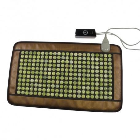 Infra mattresses Infra mattress half-body with Jade stone Dimensions of the heating mattress: Width: 480 mmLength: 790 mmJade