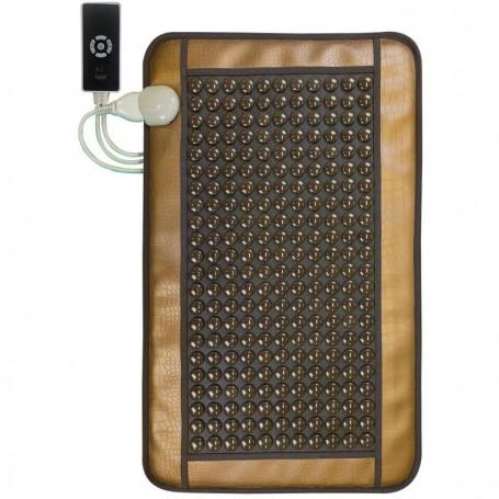 Infra mattresses Infra mattress half-body with Tourmaline stone Dimensions of the heating mattress: Width: 480 mmLength: 790 mmT